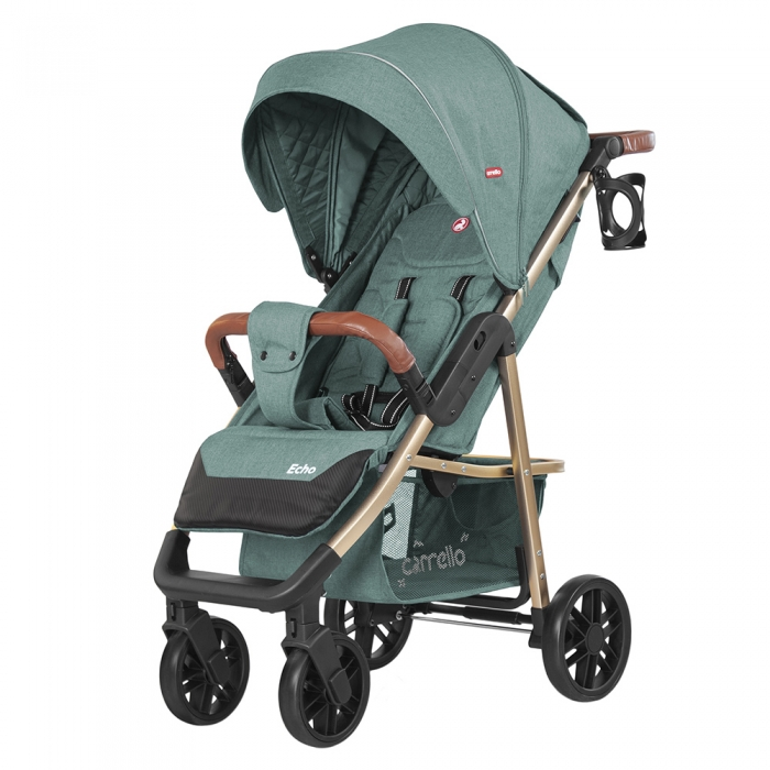 Коляска CARRELLO ECHO CRL-8508/1 Emerald Green