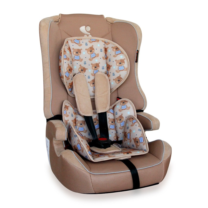 Автокресло Lorelli Explorer Beige Cute Bears