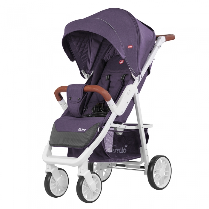 Коляска CARRELLO ECHO CRL-8508 Ultra Violet