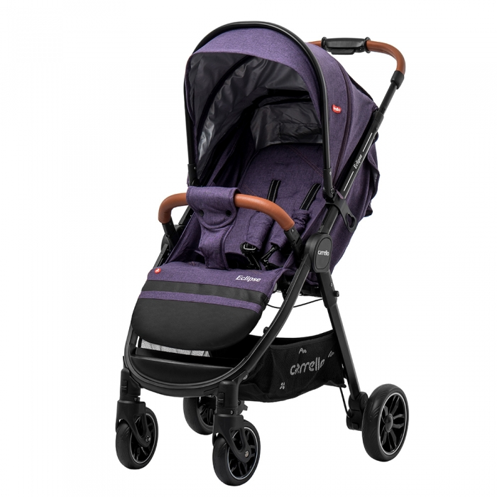 Коляска CARRELLO ECLIPSE CRL-12001/1 Plum Purple