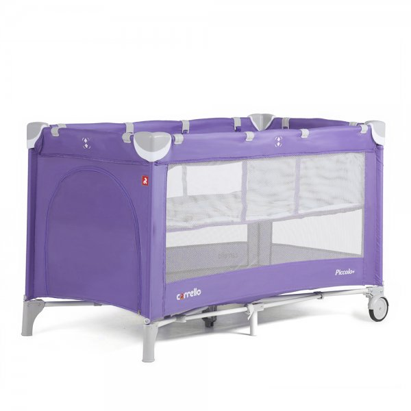 Манеж CARRELLO Piccolo Plus Spring Purple