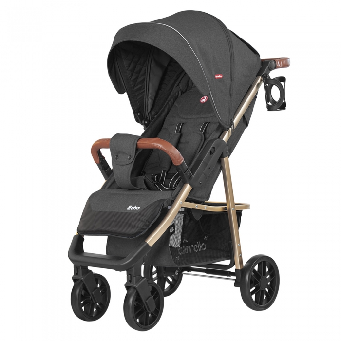 Коляска CARRELLO ECHO CRL-8508/1 Midnight Gray