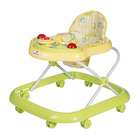 Ходунки BabyHit ACTION GREEN