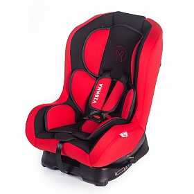 Автокресло BabyHit VIENNA RED BLACK