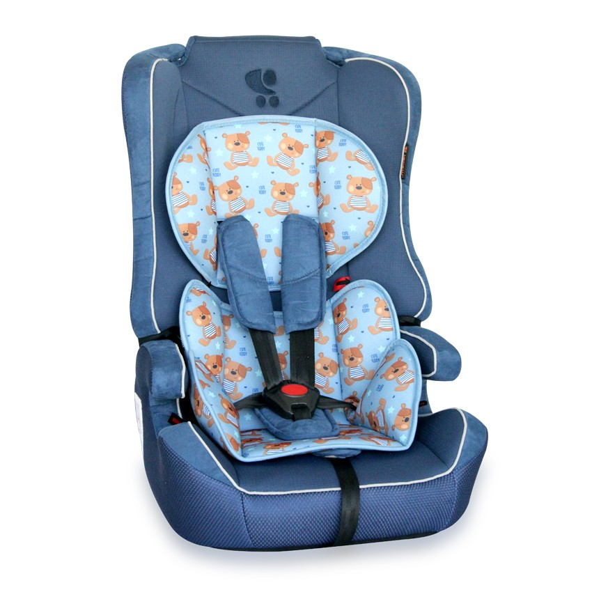 Автокресло Lorelli Explorer Blue Cute Bears